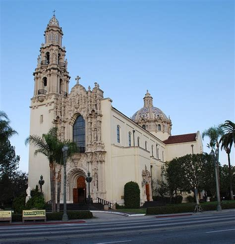 St Vincent De Paul Church Los Angeles California ~ Joe Cool
