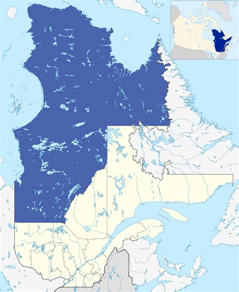 Nord Quebec Wikipedia