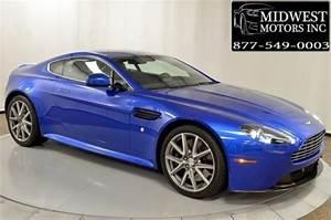 Find used 2012 ASTON MARTIN VANTAGE S COBALT BLUE ...