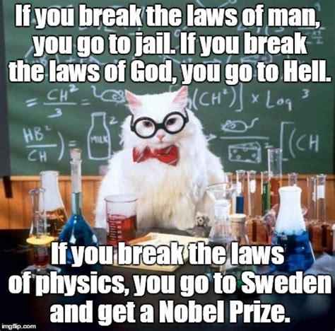 Chemistry Cat Meme Chemistry Cat Memes Imgflip