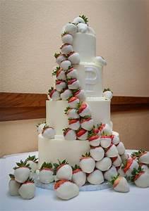 Chocolate strawberries, Wedding and White chocolate on ...