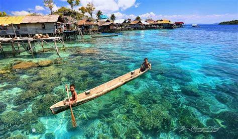 seribu keindahan alam  eksotik  pulau togean beepdocom