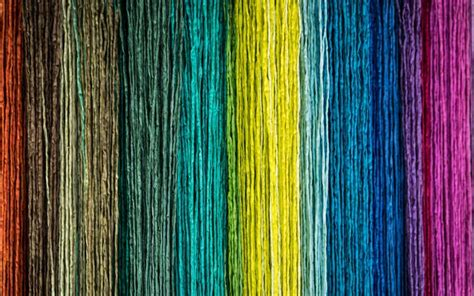 Download wallpapers colorful fabric background 4k macro