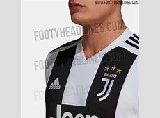 Nuova Maglia Juventus 20182019 tanto bianco e poco nero