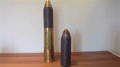 Ww1 18lb (pound) Artillery Shells