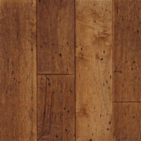 home depot flooring engineered bruce cliffton grand canyon maple engineered hardwood flooring 5 in x 7 in take home sle