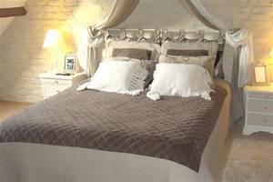 deco chambre adulte romantique With decoration chambre adulte romantique