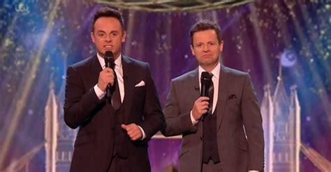 BGT: The Champions fans' dismay as Ant McPartlin ...