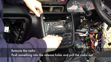 Peugeot 806 Immobiliser Wiring Diagram by Dashboard Removal From A Peugeot 406