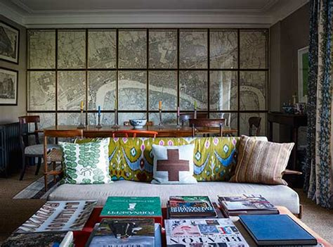 P And K Home Interiors Ltd :  Barbra Streisand's Arts And Crafts Library