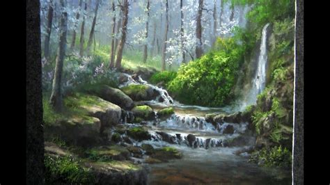 Misty Forest Creek