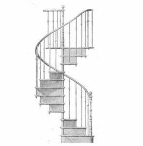 L Escalier Grenoble : grenoble escaliers colima on en fonte ~ Dode.kayakingforconservation.com Idées de Décoration