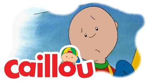 Caillou Visits The Doctor (s01e11)
