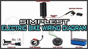 E Bike Wiring Diagram