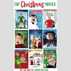 Top 25 Christmas Movies List  A Mom's Take
