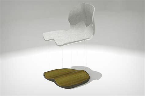 floating ferromagnetic furniture yanko design
