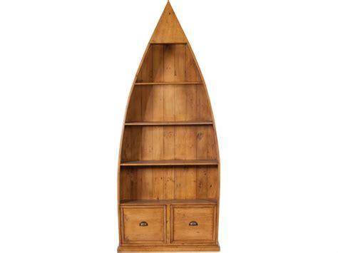 Boat Bookshelf by Chartwell 4 Shelf Boat Bookcase Longlands