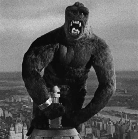King kong (キングコング kingu kongu) is a giant ape monster who first appeared in the 1933 rko radio pictures film king kong. King Kong | Heroes Wiki | Fandom