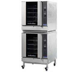 Gas Bench by Turbofan G32d4 2 Full Size Tray Digital Gas Convection