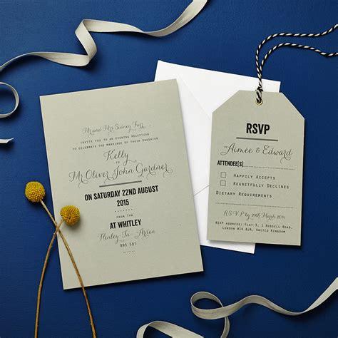 tag grey invitation lucy