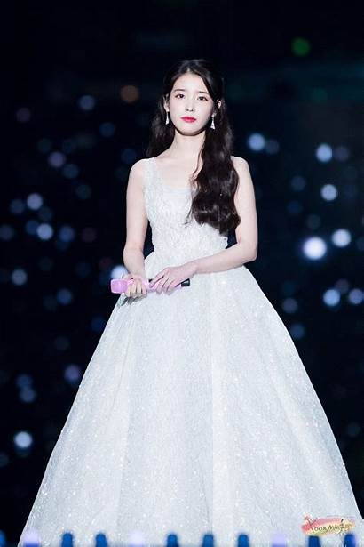 Iu Outfits Singer Birthday Stylist Kpopmap Queen
