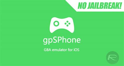 How To Install Gpsphone Game Boy Advance Emulator On Ios