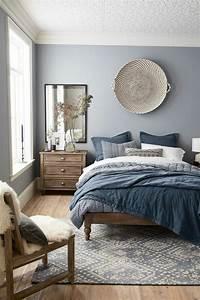 Farben Für Schlafzimmer Wände : trendige farben fabelhafte schlafzimmergestaltung in grau blau wohnideen schlafzimmer graue ~ Sanjose-hotels-ca.com Haus und Dekorationen