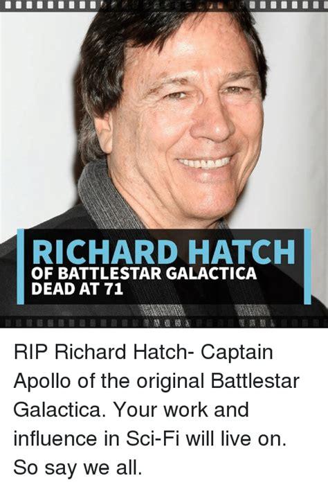 Battlestar Galactica Meme - 25 best memes about so say we all so say we all memes