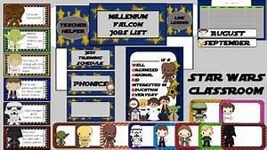 Star Wars Classroom By Aloha Elementary Teachers Pay