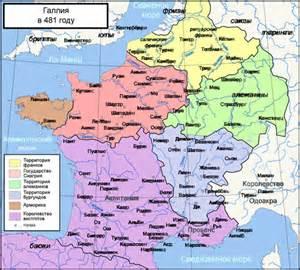 Gaul Map