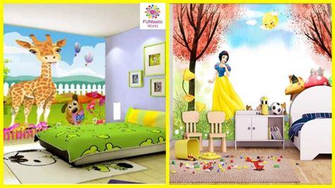 Bedroom Decorating Ideas Children by Wallpaper Designs For Bedroom Children Room