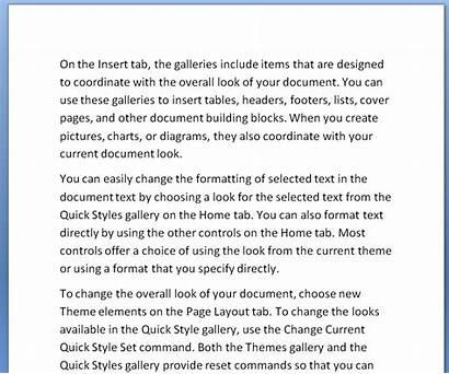 Text Word Dummy Inserting Random Info Type