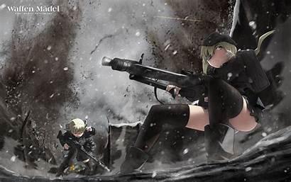 Anime Ww2 War Military Wallpapers German Characters