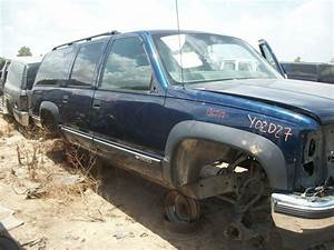 92 93 94 95 96 97 98 99 Chevy Suburban 1500 Front Upper