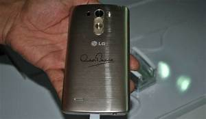 LG G3 Hands On: Its Plastic but Powerful