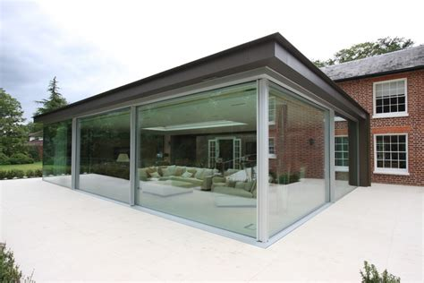 contemporary extensions archives slim frame sliding