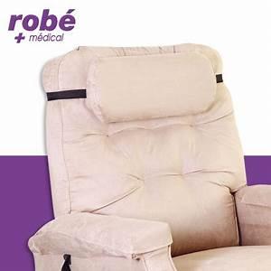 Coussin Cale Tete Bébé : coussin cale t te confort pour fauteuils releveurs accessoires fauteuils releveurs rob ~ Melissatoandfro.com Idées de Décoration