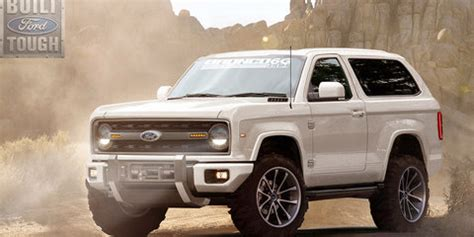 2019 Ford Bronco Convertible by 2019 Ford Bronco Rendered Get A Load Of This Photos 1