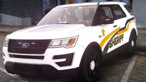 17 Original 2018 Ford Police Interceptor Utility First