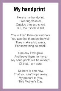 Cute Mother's Day Poems