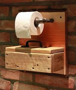 Bootslack Für Holz : details zu toilettenpapierhalter wc papier rollenhalter holz box f r feuchtt cher ~ Orissabook.com Haus und Dekorationen
