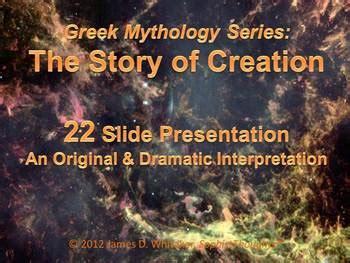 greek mythology story  creation common core rigor