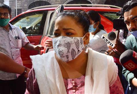 Comedian Bharti Singh arrested by NCB in drug case ...