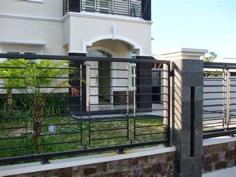 40 model pagar tembok minimalis desainrumahnya com. Gambar Pagar Rumah Corner Lot | Desain Rumah
