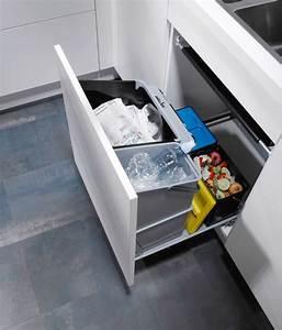 Kuche abfallsammler home design ideen for Abfallsystem küche