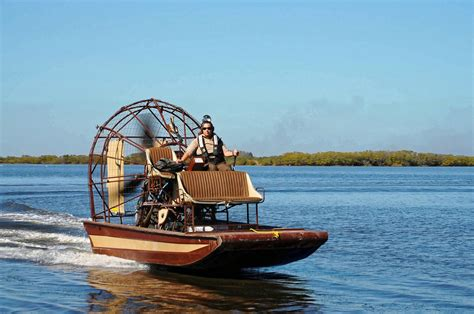 Everglades Propeller Boats by Florida Airboat Crash