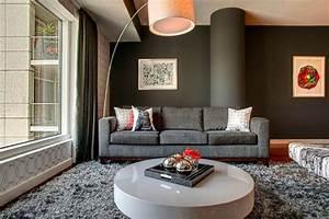 79 idees fanscinantes pour interieurs a tapis poil long With tapis chambre bébé avec canape velours gris anthracite