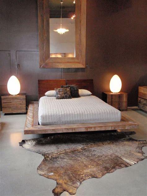 bedroom designs ideas platform bed bedside tables home decor master 10398 | edf0302c25a325071f19273a877e17a6