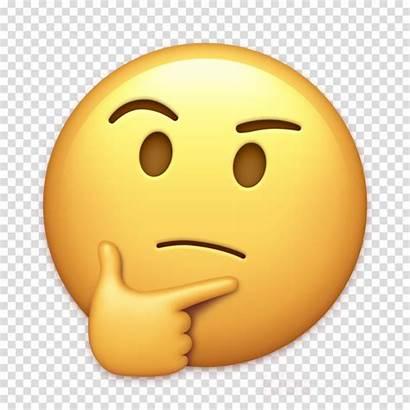 Emoji Transparent Apple Looking Thank Netclipart Cartoon