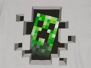 Minecraft Creeper Face - Architecture World